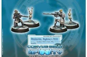 Atalanta Agemas NCO (2) Aleph Infinity Corvus Belli