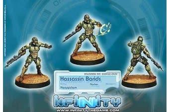 Hassassin Barid (Hacker) (1) Haqqislam Infinity Corvus Belli