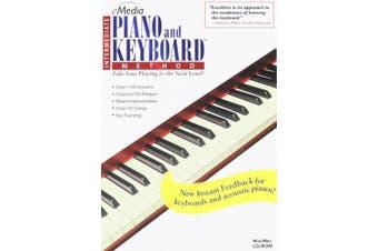 (PC/Mac Disc) - eMedia Intermediate Piano and Keyboard Method