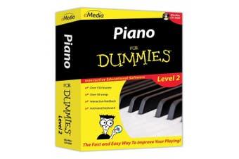 (PC/Mac Disc) - Piano For Dummies Level 2