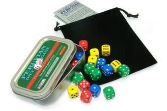 Pocket / Travel Peruvian dice game