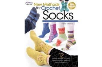 New Methods for Crochet Socks: 12 Diverse Designs