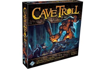 Fantasy Flight Games Cave Troll Board Game