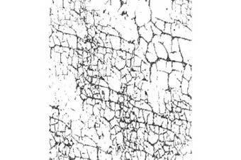 Crafty Individuals Unmounted Rubber Stamp 12cm x 18cm Pkg