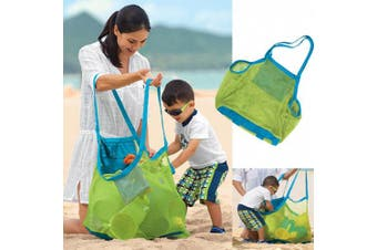 Healtheveryday®Beach Tote Bag Sand Away Kids Toddler Toys Bags, Beach Towel, Clothes,all Mesh Swimming Clothes Beach Balls Towel (Swim, Toys, Boating. Etc.)- Xl Size- Stay Away From Sand and Water
