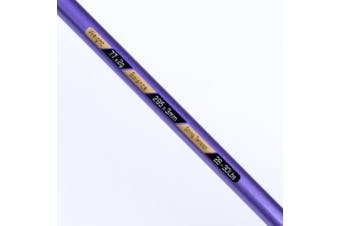 Senston N80 Graphite Single High-Grade Badminton Racquet, Professional Carbon Fibre Badminton Racket, Carrying Bag Included