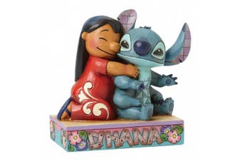 Disney Traditions by Jim Shore Lilo and Stitch Stone Resin Figurine