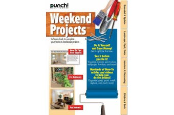 (PC Disc) - Punch Weekend Projects