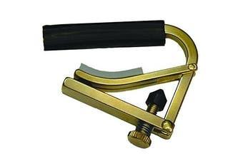(Brass) - Shubb Ukulele Capo