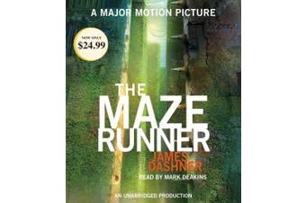 The Maze Runner (Maze Runner, Book One) (Maze Runner) [Audio]