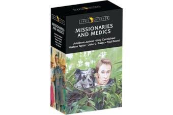 Trailblazer Missionaries & Medics Box Set 2 (Trailblazer Biographies (Hardcover))