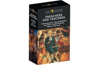 Trailblazer Preachers & Teachers Box Set 3 (Trailblazer Biographies (Hardcover))