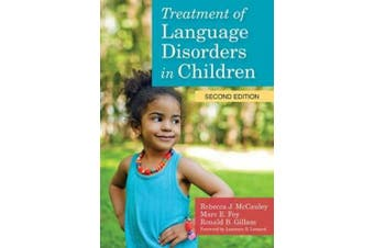 Treatment of Language Disorders in Children (Communication and Language Intervention)