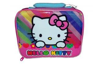 Hello Kitty Rainbow Rectangle Lunch Bag