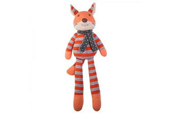 (Frenchy Fox) - Organic Farm Buddies Plush Toy (Frenchy Fox)