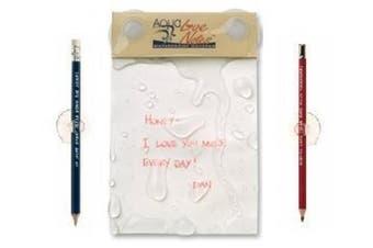 Aqua Love Notes - Waterproof Notepad