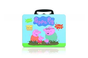 Peppa Pig Top Trumps Tin Game