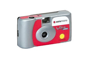 AgfaPhoto 601010 LeBox 400 27 Outdoor for Camera