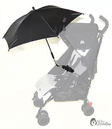 Black For-Your-Little-One Parasol Compatible with Icandy Strawberry