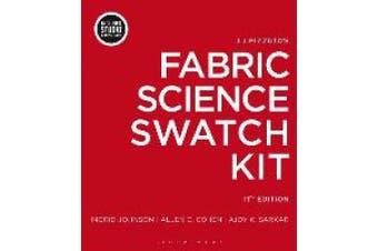 J.J. Pizzuto's Fabric Science Swatch Kit: Bundle Book + Studio Access Card