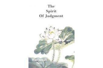 Spirit of Judgement