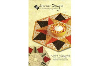 Atkinson Design ATK147 Happy HolidayPattern