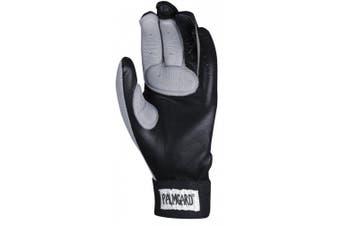(X-Large, Left Hand Throw) - Markwort Palmgard Xtra Inner Glove, Black
