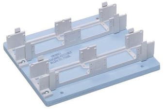 Allen Tel Products GB183C1 22cm By 25cm Backboard, Blue