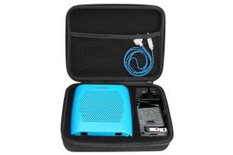(EVA_Black) - BOVKE(TM) for Bose Soundlink Colour Wireless Bluetooth Speaker Hard EVA Shockproof Carrying Case Storage Travel Case Bag Protective Pouch Box