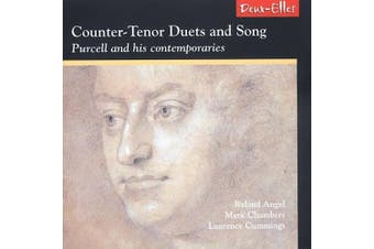 Counter-Tenor Duets and Song by Purcell and his contemporaries