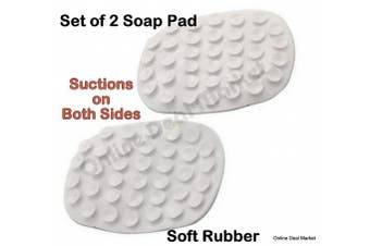 Soap Savers 2 suction pad holders