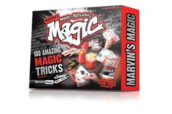 (1, Classic) - Marvin's Mind-Blowing Magic - 100 Amazing Magic Tricks