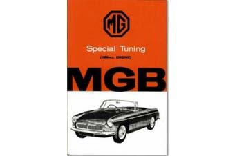 MG MGB 1800 Tuning: Owners' Handbook
