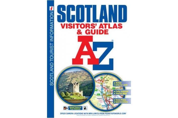 Scotland: Visitor's Atlas & Guide