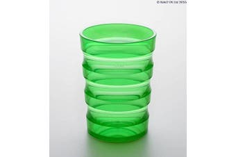 (Green) - Sure Grip Non-Spill Cup - Green