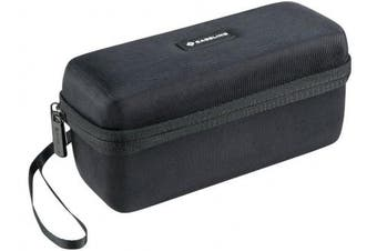 Caseling Hard Case Travel Bag for Bose Soundlink Mini Bluetooth Portable Wireless Speaker - And for the Bose Mini II - Fits the Wall Charger, Charging Cradle. Fits with the Bose Silicone Soft Cover.