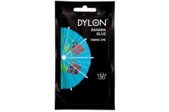 50g Dylon Hand Fabric Dye - Bahama Blue