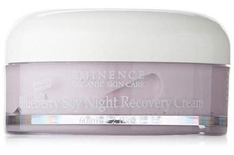 (2 oz/60 ml) - Eminence Blueberry Soy Night Recovery Cream, 60ml