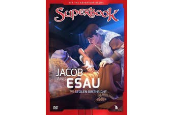 Jacob and Esau: The Stolen Birthright