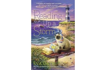 Reading Up A Storm: A Lighthouse Library Mystery