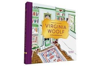Library of Luminaries: Virginia Woolf: An Illustrated Biography (Library of Luminaries)