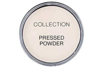 (Ivory) - Collection Pressed Powder - Ivory