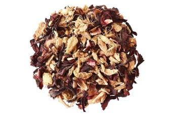 (120ml) - Chinese Tea, Blood Circulation Tea, Metabolism Tea, Heartburn, Organic Tea - Loose Leaf Herbal Tea, 120ml
