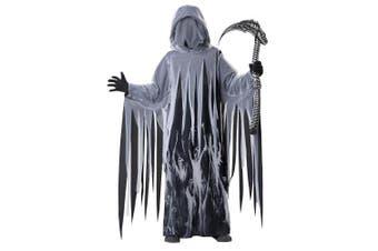 (Large, Grey) - California Costumes Soul Taker Child Costume, Large