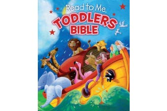 Read to Me Toddlers Bible [Board book]