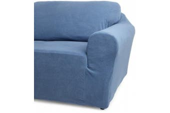 (Blue) - Classic Slipcovers 30-110cm Chair Cover, Blue