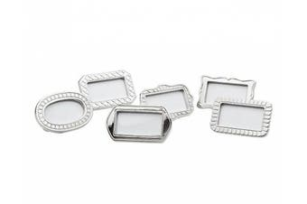 S/6 Frame Place Card Holders