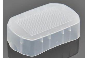 Maxsimafoto® - White Flash Diffuser compatible with Canon Speedlite 600EX-RT