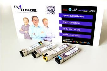 Cisco Compatible Transceiver SFP 1000Base-T GLC-T-C