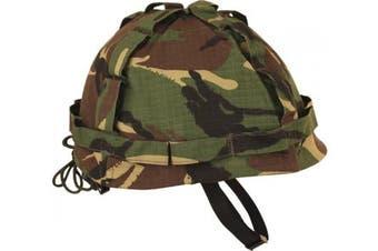 KIDS/ADULTS REPLICA HELMET HAT SOLDIER CAMO ARMY NEW